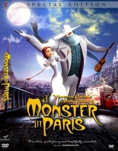 A Monster In Paris DVDRip cover