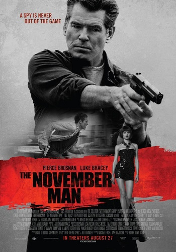 The November Man [Latino]